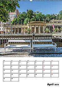 WESTBÖHMEN Terminplaner (Wandkalender 2019 DIN A2 hoch) - Produktdetailbild 4