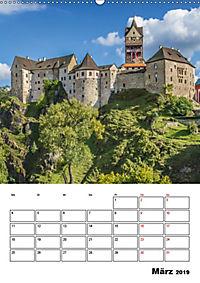 WESTBÖHMEN Terminplaner (Wandkalender 2019 DIN A2 hoch) - Produktdetailbild 3