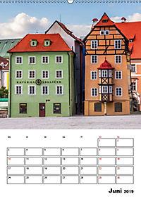 WESTBÖHMEN Terminplaner (Wandkalender 2019 DIN A2 hoch) - Produktdetailbild 6