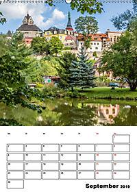 WESTBÖHMEN Terminplaner (Wandkalender 2019 DIN A2 hoch) - Produktdetailbild 9