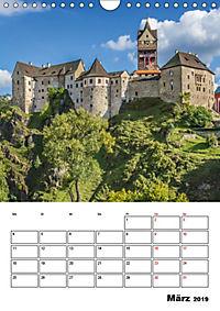 WESTBÖHMEN Terminplaner (Wandkalender 2019 DIN A4 hoch) - Produktdetailbild 3
