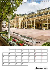 WESTBÖHMEN Terminplaner (Wandkalender 2019 DIN A4 hoch) - Produktdetailbild 1