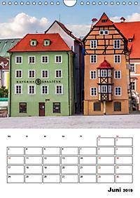 WESTBÖHMEN Terminplaner (Wandkalender 2019 DIN A4 hoch) - Produktdetailbild 6