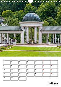 WESTBÖHMEN Terminplaner (Wandkalender 2019 DIN A4 hoch) - Produktdetailbild 7