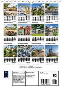 WESTBÖHMEN Terminplaner (Wandkalender 2019 DIN A4 hoch) - Produktdetailbild 13