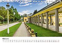 Westböhmisches Bäderdreieck - Karlsbad, Marienbad und Franzensbad (Tischkalender 2018 DIN A5 quer) - Produktdetailbild 3