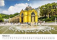 Westböhmisches Bäderdreieck - Karlsbad, Marienbad und Franzensbad (Wandkalender 2018 DIN A2 quer) - Produktdetailbild 2