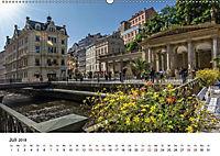 Westböhmisches Bäderdreieck - Karlsbad, Marienbad und Franzensbad (Wandkalender 2018 DIN A2 quer) - Produktdetailbild 7