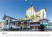 Westböhmisches Bäderdreieck - Karlsbad, Marienbad und Franzensbad (Wandkalender 2018 DIN A2 quer) - Produktdetailbild 4