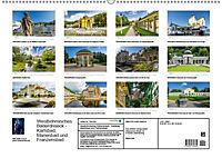 Westböhmisches Bäderdreieck - Karlsbad, Marienbad und Franzensbad (Wandkalender 2018 DIN A2 quer) - Produktdetailbild 13
