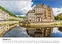 Westböhmisches Bäderdreieck - Karlsbad, Marienbad und Franzensbad (Wandkalender 2018 DIN A2 quer) - Produktdetailbild 10