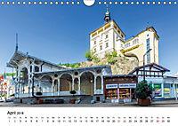Westböhmisches Bäderdreieck - Karlsbad, Marienbad und Franzensbad (Wandkalender 2018 DIN A4 quer) - Produktdetailbild 4