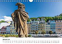 Westböhmisches Bäderdreieck - Karlsbad, Marienbad und Franzensbad (Wandkalender 2018 DIN A4 quer) - Produktdetailbild 1