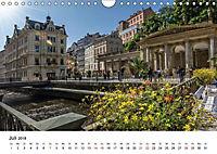 Westböhmisches Bäderdreieck - Karlsbad, Marienbad und Franzensbad (Wandkalender 2018 DIN A4 quer) - Produktdetailbild 7