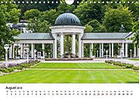 Westböhmisches Bäderdreieck - Karlsbad, Marienbad und Franzensbad (Wandkalender 2018 DIN A4 quer) - Produktdetailbild 8