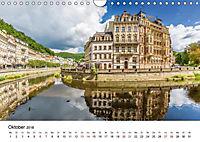 Westböhmisches Bäderdreieck - Karlsbad, Marienbad und Franzensbad (Wandkalender 2018 DIN A4 quer) - Produktdetailbild 10