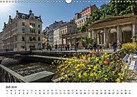 Westböhmisches Bäderdreieck - Karlsbad, Marienbad und Franzensbad (Wandkalender 2018 DIN A3 quer) - Produktdetailbild 7