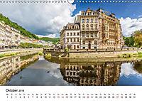 Westböhmisches Bäderdreieck - Karlsbad, Marienbad und Franzensbad (Wandkalender 2018 DIN A3 quer) - Produktdetailbild 10