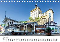 Westböhmisches Bäderdreieck - Karlsbad, Marienbad und Franzensbad (Tischkalender 2018 DIN A5 quer) - Produktdetailbild 4