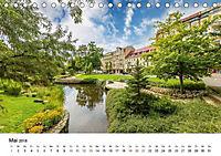 Westböhmisches Bäderdreieck - Karlsbad, Marienbad und Franzensbad (Tischkalender 2018 DIN A5 quer) - Produktdetailbild 5