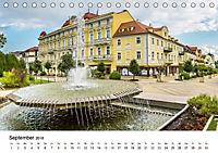 Westböhmisches Bäderdreieck - Karlsbad, Marienbad und Franzensbad (Tischkalender 2018 DIN A5 quer) - Produktdetailbild 9