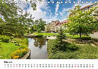 Westböhmisches Bäderdreieck - Karlsbad, Marienbad und Franzensbad (Tischkalender 2019 DIN A5 quer) - Produktdetailbild 5
