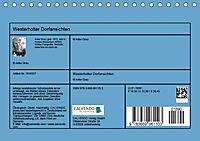Westerholter Dorfansichten (Tischkalender 2019 DIN A5 quer) - Produktdetailbild 13