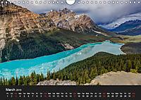 Western Canada (Wall Calendar 2019 DIN A4 Landscape) - Produktdetailbild 3