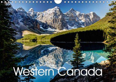 Western Canada (Wall Calendar 2019 DIN A4 Landscape), Thomas Gerber