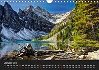 Western Canada (Wall Calendar 2019 DIN A4 Landscape) - Produktdetailbild 1