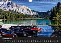 Western Canada (Wall Calendar 2019 DIN A4 Landscape) - Produktdetailbild 9