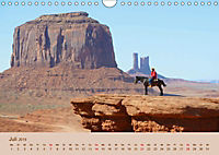 Westernromantik 2019. Impressionen aus dem Wilden Westen (Wandkalender 2019 DIN A4 quer) - Produktdetailbild 7