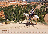 Westernromantik 2019. Impressionen aus dem Wilden Westen (Wandkalender 2019 DIN A4 quer) - Produktdetailbild 11