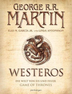 Westeros, George R. R. Martin, Elio Garcia, Linda Antonsson