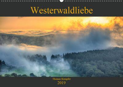 Westerwaldliebe (Wandkalender 2019 DIN A2 quer), Thomas Kempfer