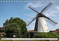 Westfälische Mühlenstraße (Tischkalender 2019 DIN A5 quer) - Produktdetailbild 1