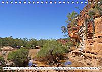 Westliches Australien - Landschaft und Natur (Tischkalender 2019 DIN A5 quer) - Produktdetailbild 1