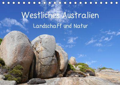Westliches Australien - Landschaft und Natur (Tischkalender 2019 DIN A5 quer), Geotop Bildarchiv