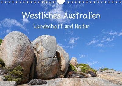 Westliches Australien - Landschaft und Natur (Wandkalender 2019 DIN A4 quer), Geotop Bildarchiv