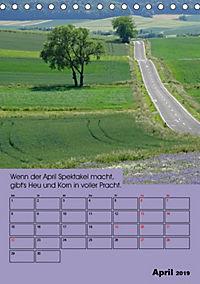 Wetter-Regeln der Bauern (Tischkalender 2019 DIN A5 hoch) - Produktdetailbild 4