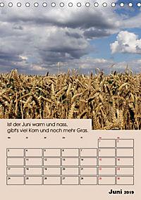 Wetter-Regeln der Bauern (Tischkalender 2019 DIN A5 hoch) - Produktdetailbild 6