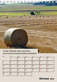 Wetter-Regeln der Bauern (Tischkalender 2019 DIN A5 hoch) - Produktdetailbild 10