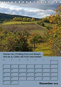 Wetter-Regeln der Bauern (Tischkalender 2019 DIN A5 hoch) - Produktdetailbild 12