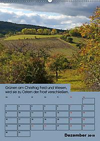 Wetter-Regeln der Bauern (Wandkalender 2019 DIN A2 hoch) - Produktdetailbild 12