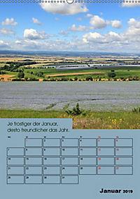 Wetter-Regeln der Bauern (Wandkalender 2019 DIN A2 hoch) - Produktdetailbild 1