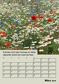 Wetter-Regeln der Bauern (Wandkalender 2019 DIN A2 hoch) - Produktdetailbild 3