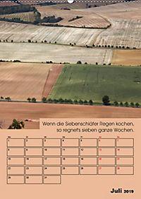 Wetter-Regeln der Bauern (Wandkalender 2019 DIN A2 hoch) - Produktdetailbild 7
