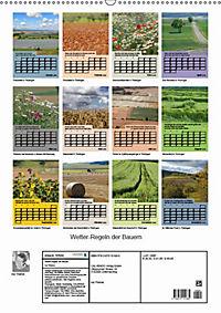 Wetter-Regeln der Bauern (Wandkalender 2019 DIN A2 hoch) - Produktdetailbild 13