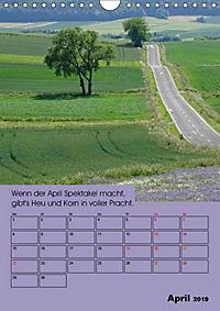 Wetter-Regeln der Bauern (Wandkalender 2019 DIN A4 hoch) - Produktdetailbild 4