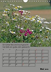 Wetter-Regeln der Bauern (Wandkalender 2019 DIN A4 hoch) - Produktdetailbild 5